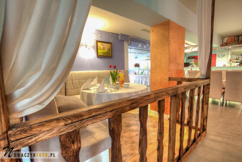 profesjonalne zdjęcia architektury restauracja