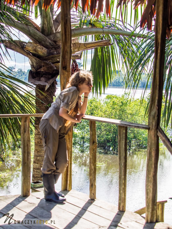 Przygotowania na wyprawę do dżungli - ubiór